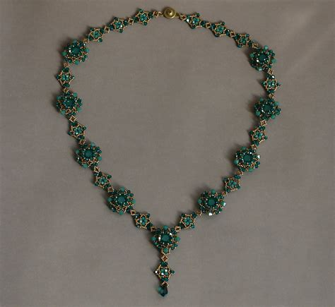 beaded jewelry sidonia s handmade jewelry sweet beaded necklace
