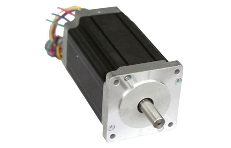 Electric Stepper Motor by 3 6 Wire Three Phase Hybrid Stepper Motor Nema