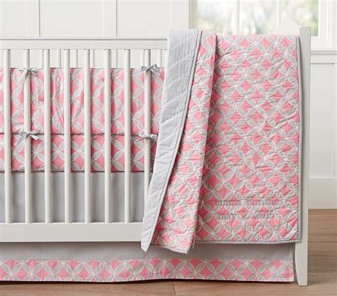 soho crib bedding soho baby bedding pottery barn