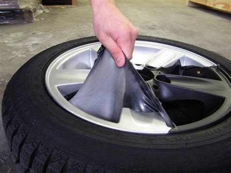 spray paint your rims black how to transform your bmw s wheels using removable paint