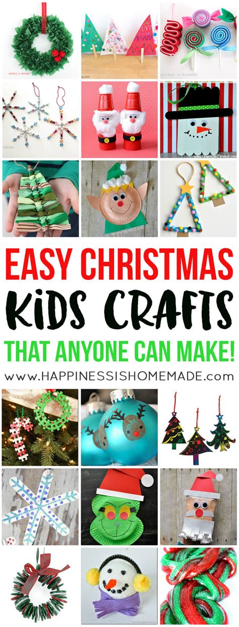 crafts can make easy crafts that anyone can make