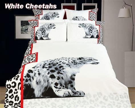 snow leopard bedding sets white heavens snow leopard print comforter set