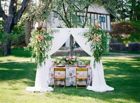 summer garden wedding ideas elizabeth designs the