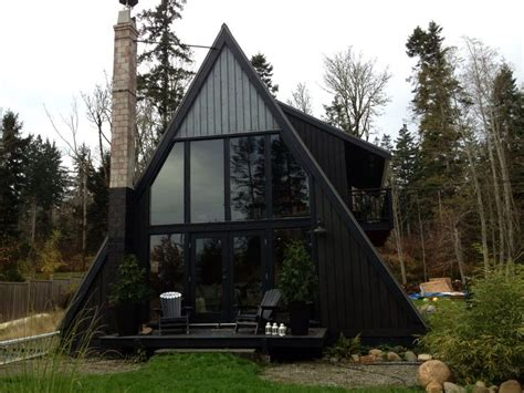 a frame style house 309 best modern cabins images on modern cabins