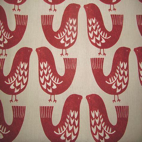 scandinavian colours iliv scandinavian birds curtain fabric curtain