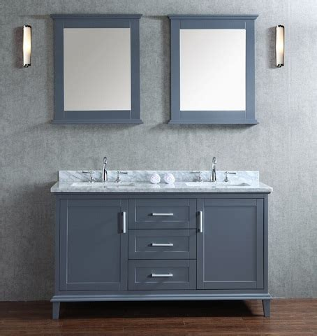 bathroom vanities shaker style homethangs has introduced a guide to trendy gray