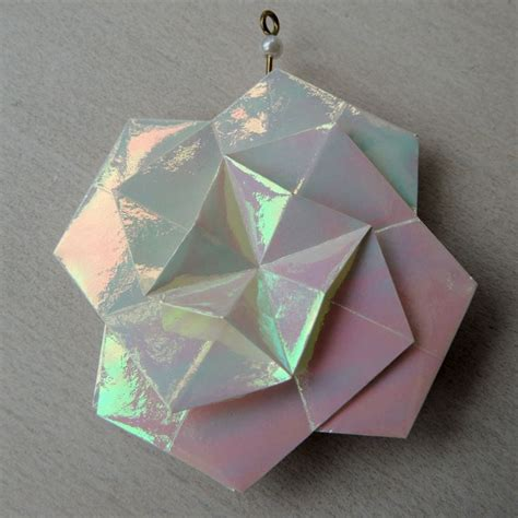 origami ornament ornament origami kiek s atelier