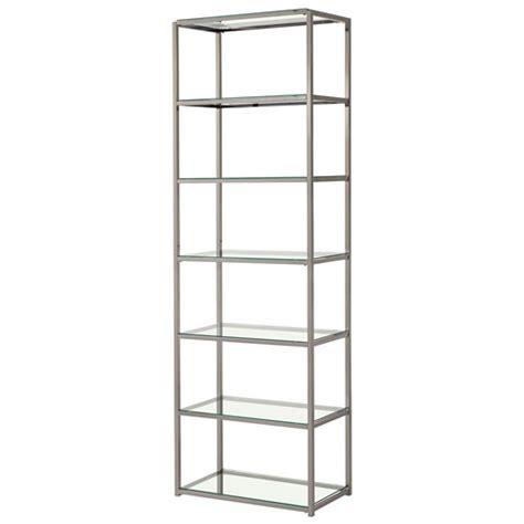 metal and glass bookshelves modern bookcase bookshelf office rooms bookshelves