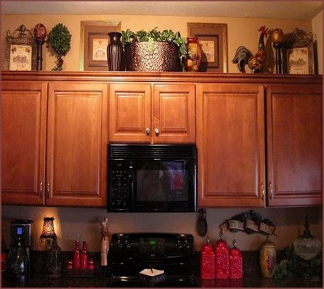 above kitchen cabinets ideas ideas above kitchen cabinets decorating above kitchen