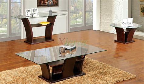living room coffee table sets columba 3 coffee table set with sofa console table