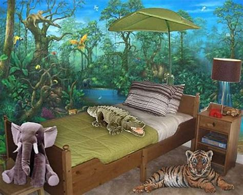 jungle themed room 20 jungle themed bedroom for rilane