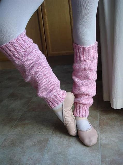 Easy Peasy Leg Warmers By Thewittyknitter Knitting Pattern