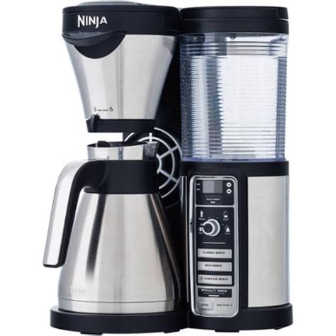 Ninja Coffee Bar Auto iQ Brewer with Thermal Carafe, CF085   Walmart.com