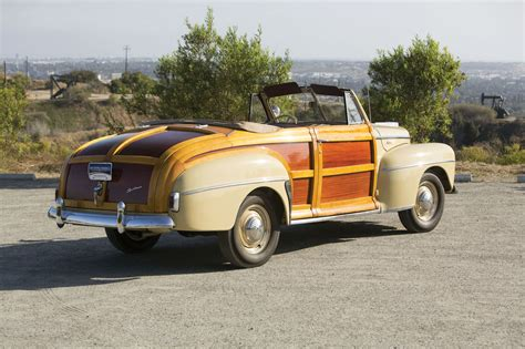 Ford Woody by 1947 Ford Woody