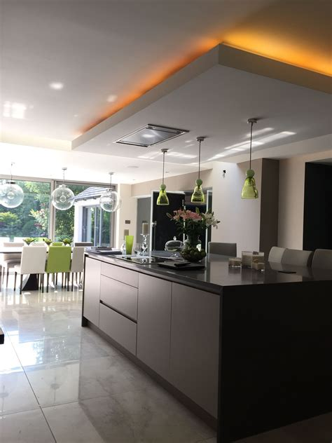 Lowered Ceiling lowered ceiling kitchen island by annabelle tugby