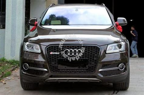 Audi Q5 Grill by Audi Q5 Sq5 Rs Style Honeycomb Grille Car Accessories