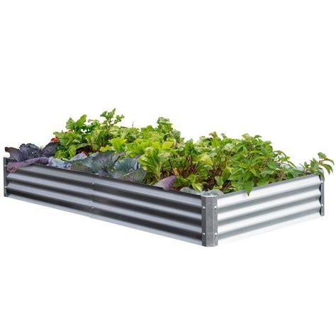 Metal Raised Garden Beds Home Design