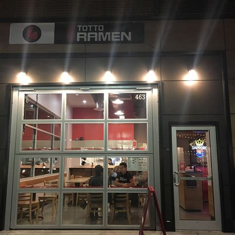 muse paintbar assembly square totto ramen opens at assembly row in somerville