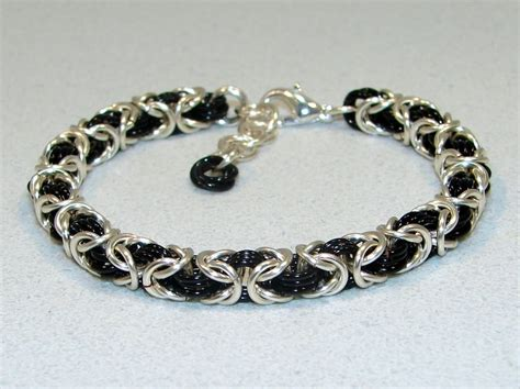 how to make chainmaille jewelry chain mail jewelry stuff that i want to make me