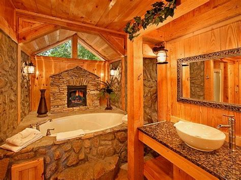 cabin bathroom ideas awesome log home bathroom favorite places spaces