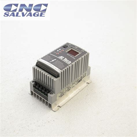 Ac Motor Drive by Ac Tech Variable Speed Ac Motor Drive Sf405 Cnc Salvage