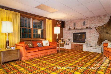 time capsule homes forever plaid a 1978 pennsylvania time capsule house
