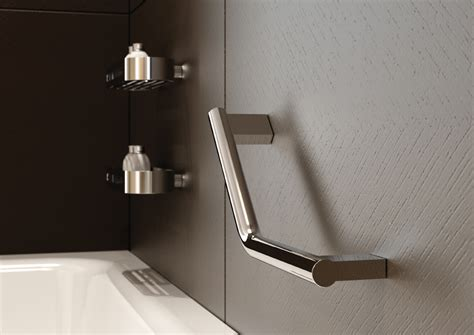 designer grab bars for bathrooms handicap bathtub grab bars hotel bathroom hardware accessories