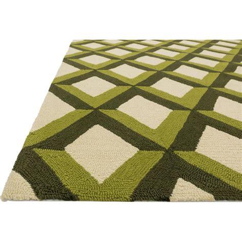 outdoor trellis rug sheela modern forest green trellis outdoor rug 3 6x5 6