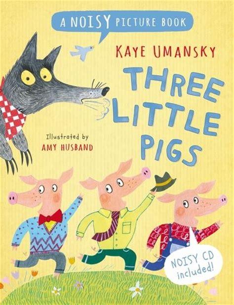 the three pigs picture book three pigs book
