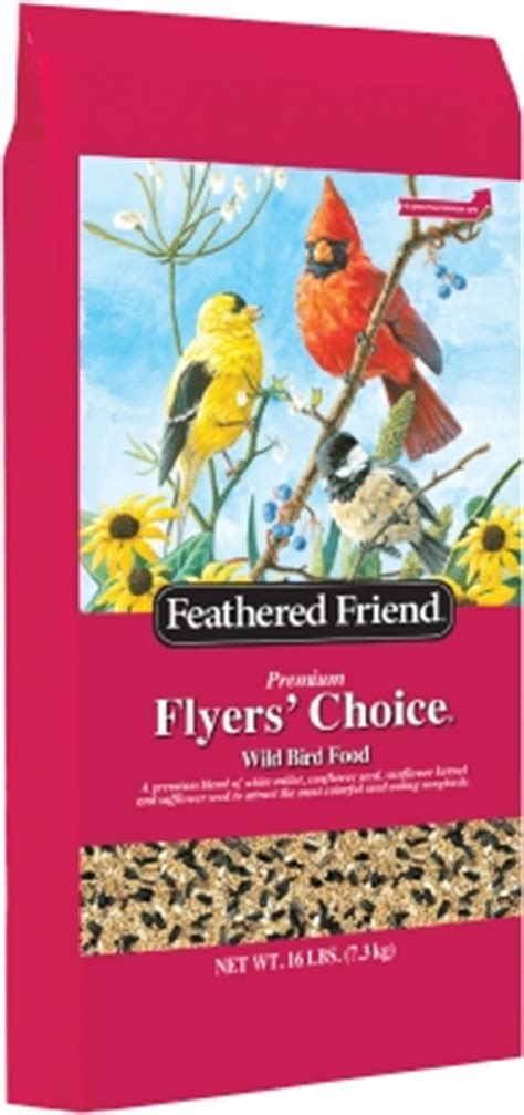 feathered friend flyers choice 16lb west chester agway