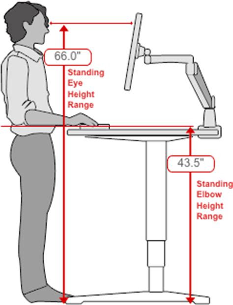 height standing desk sitting or standing at your computer low end mac
