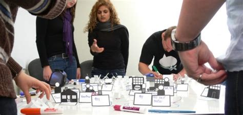 business origami organiseren met business origami visueel faciliteren
