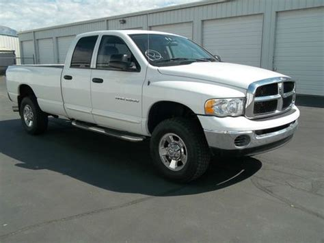 auto air conditioning service 2005 dodge ram 2500 transmission control purchase used 2005 dodge ram 2500 cummins turbo diesel long bed 4x4 l k in ogden utah