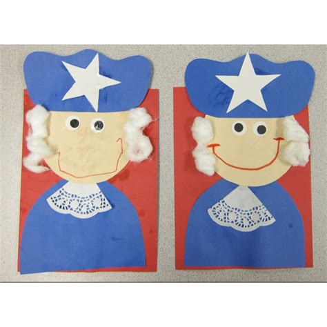 presidents day crafts for president s day craft patriotic president s day