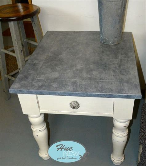 chalk paint zinc finish 17 best images about desks secretaries chalk paint