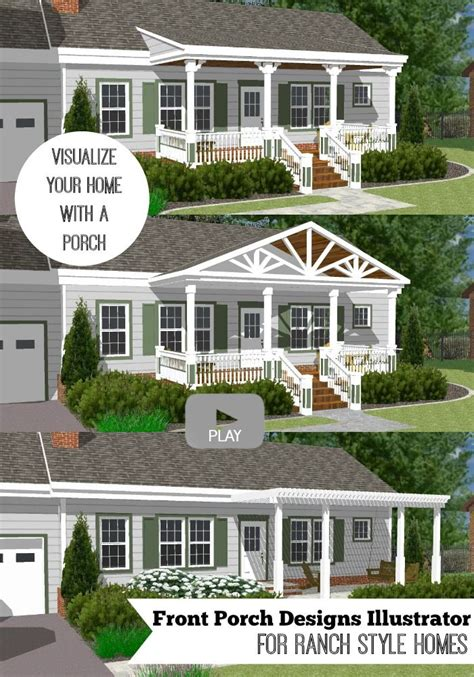 front patio design 25 great ideas about front porch deck on