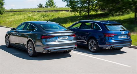 Audi Europe by New Audi A4 Avant And A5 Sportback G Models Launched