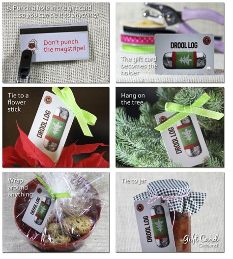 how to gift wrap a gift card mycoffeepot org