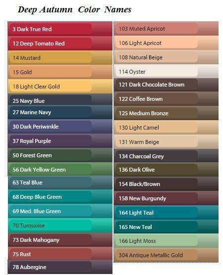 Earth Tone Color Wheel 25 unique color names ideas on pinterest inspire