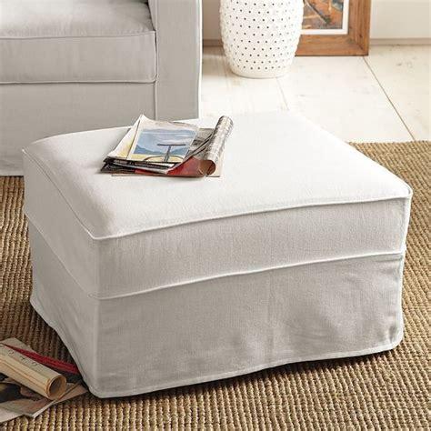 ottoman slipcover pattern ottoman slipcover custom images