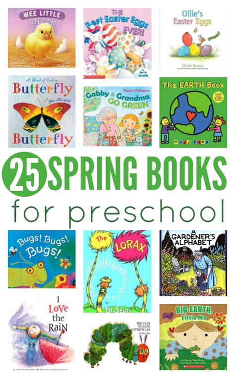 25 Books For Preschool No Time For Flash Cards