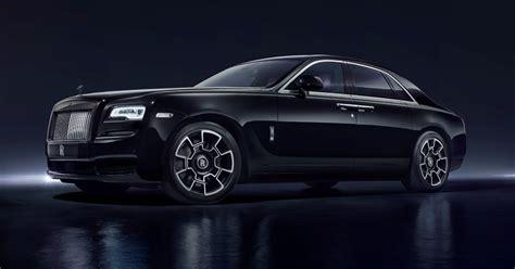 Rolls Royce Black by Black Badge Ghost