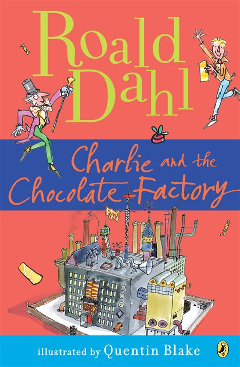pictures of roald dahl books and the chocolate factory by roald dahl