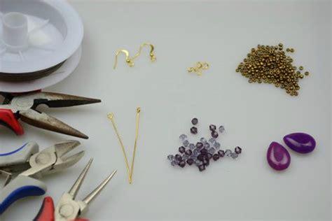 how to make sted jewelry comment faire des boucles d oreilles pendentif flocon de