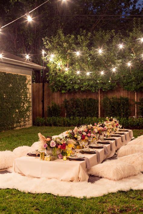 backyard menu ideas 25 best ideas about backyard birthday on