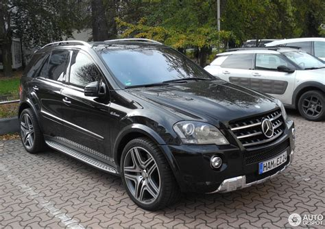 Ml Mercedes by Mercedes Ml 63 Amg W164 2009 1 November 2016