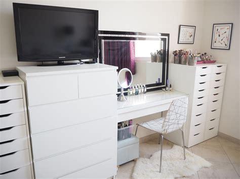 ideas vanities with desk surripuinet marvellous table pics ikea malm makeup desk home furniture decoration