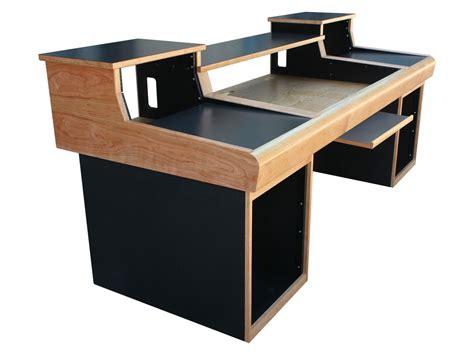 omnirax 24 studio desk omnirax 24 studio desk black musician 39 s friend