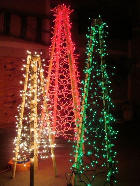 lighted trees for outside outdoor trees trees green and
