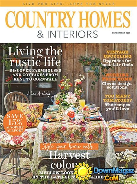 country homes and interiors magazine country homes interiors september 2016 187 pdf